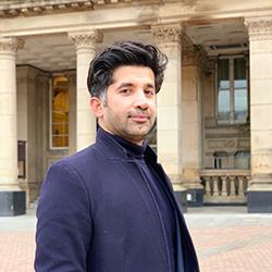 Photo of Afshin Shahi