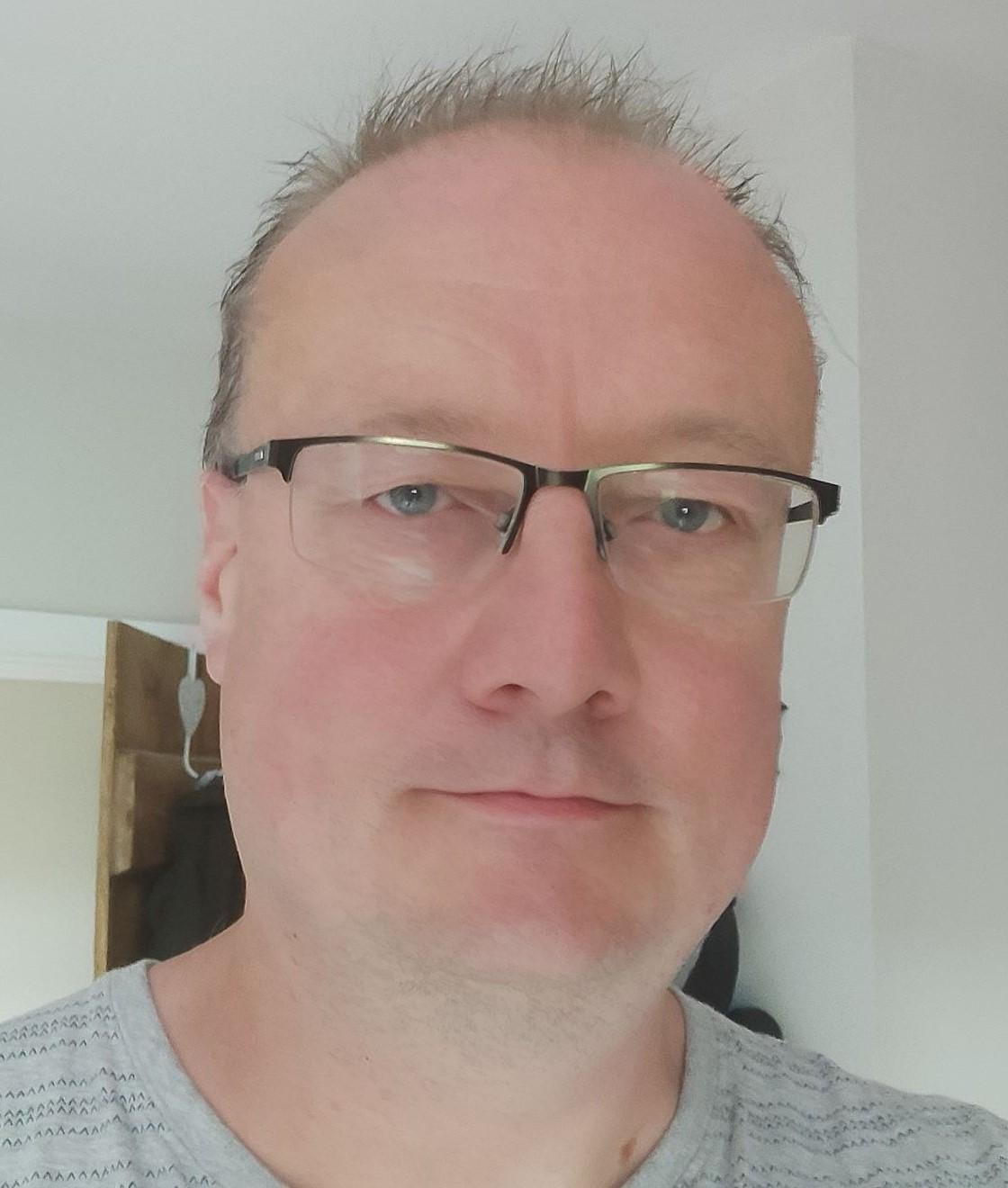 Photo of Gary Fry