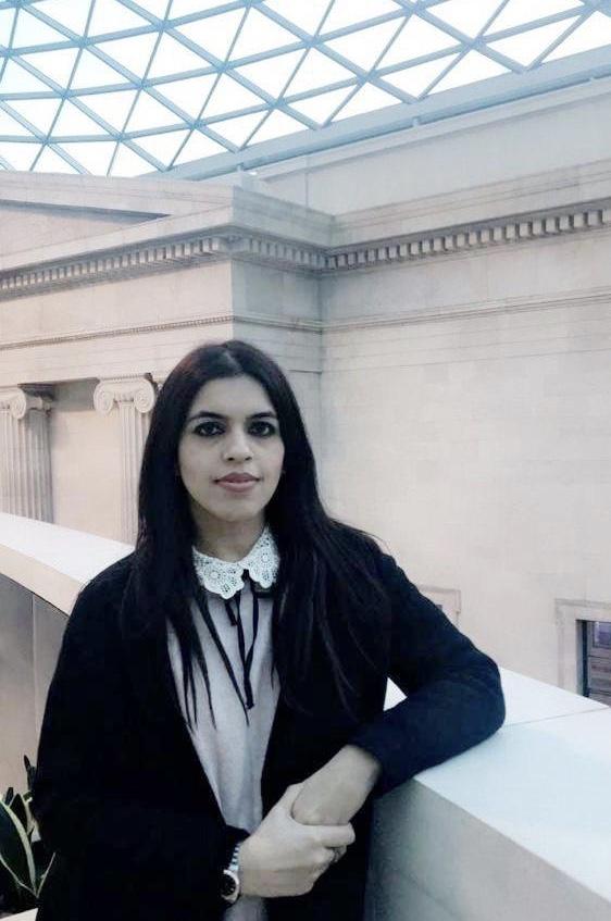 Photo of Syka Iqbal