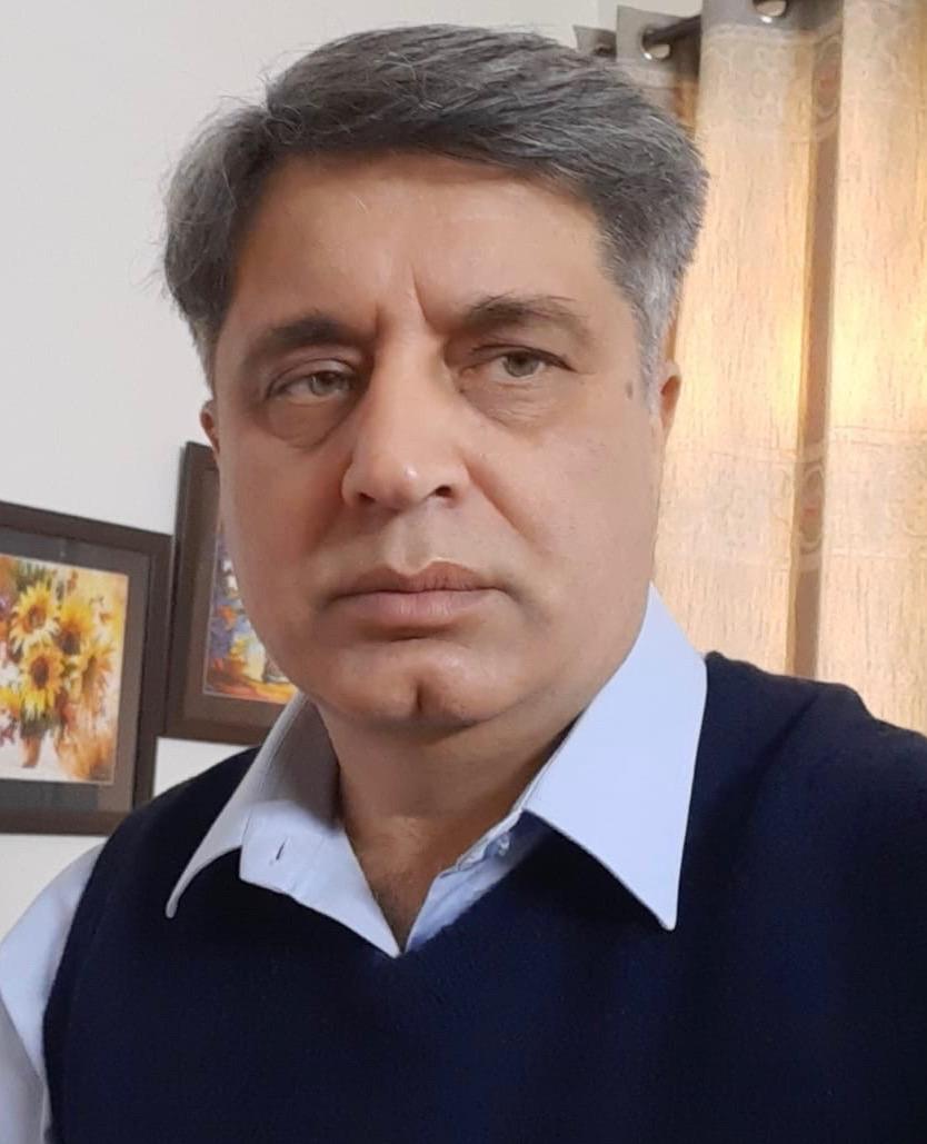 Photo of Zubair Shah